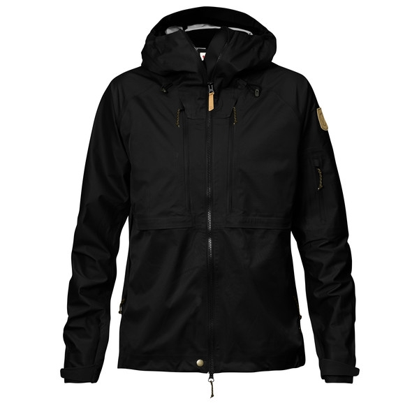 Fjällräven Keb Eco Shell Jacket W Black