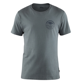 Fjällräven Forever Nature Badge T-shirt - Dusk