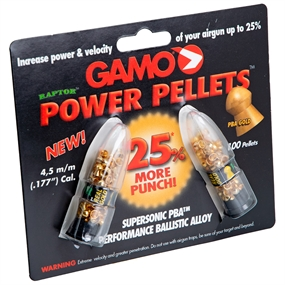 Gamo Power Lufthagl - 4,5 mm