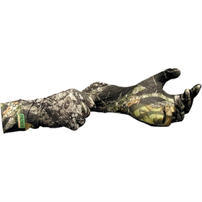 Primos Stretch-fit Handsker - Mossy Oak - One size