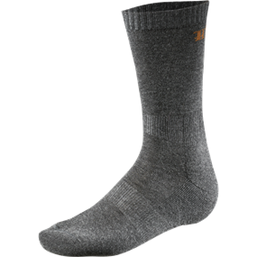Härkila Casual 2-pack sock - Grey/Black