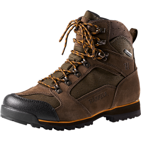 "Härkila Backcountry II GTX® 6"" - Dark brown/Bronze"