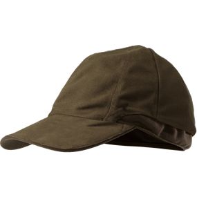Härkila Vector cap - Hunting green/Shadow brown
