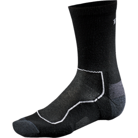 Härkila All Year crew sock - Black