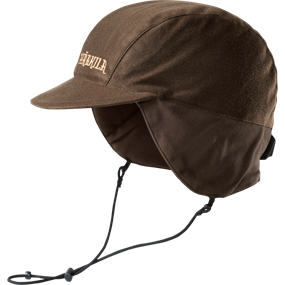 Härkila Expedition cap - Shadow brown - One size