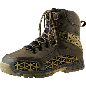 "Härkila Trapper Master GTX® 6"" - Dark brown/Dark olive"