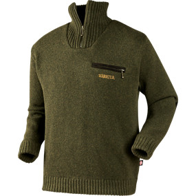 Härkila Annaboda sweater - Forest green