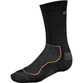Härkila All season wool II sok - Black
