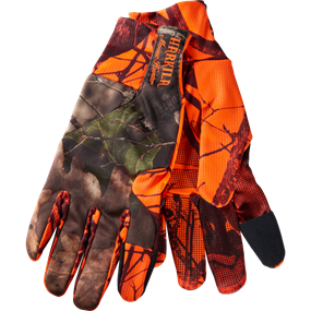 Härkila Moose Hunter handske - MossyOak®Break-Up Country®/MossyOak®OrangeBlaze