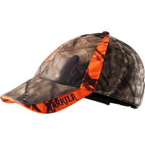 Härkila Moose Hunter cap - MossyOak®Break-Up Country®/MossyOak®OrangeBlaze