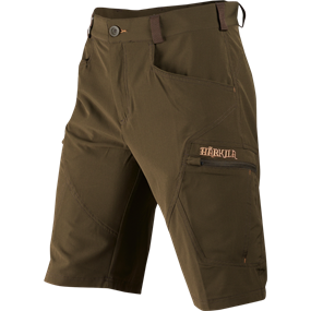 Härkila Herlet Tech shorts - Willow green