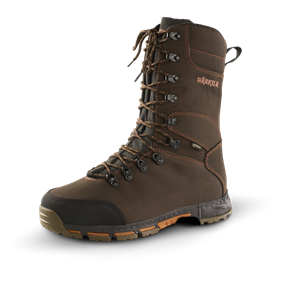 "Härkila Light GTX® 10"" Dog Keeper - Dark brown"