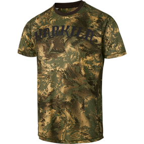 Härkila Lynx S/S t-shirt - AXIS MSP® Forest green