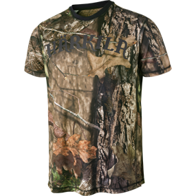 Härkila Moose Hunter S/S t-shirt - MossyOak®Break-up Country®
