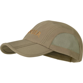 Härkila Herlet Tech foldbar cap - Light khaki - One size