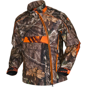 Härkila Moose Hunter HSP jakke - MossyOak®Break-Up Country®/MossyOak®OrangeBlaze