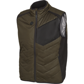 Härkila Härkila Heat vest - Willow green/Black