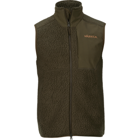 Härkila Härkila Polar fleece vest - Willow green