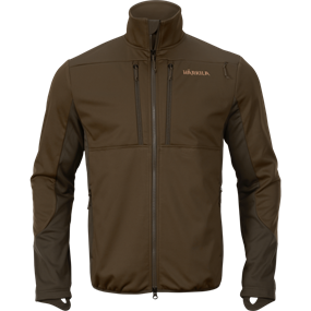 Härkila Mountain Hunter Pro WSP fleece - Hunting green/Shadow brown