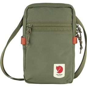 Fjällräven High Coast Pocket Skuldertaske - Grøn