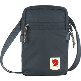 Fjällräven High Coast Pocket Skuldertaske - Navy