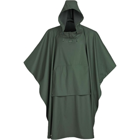 Swedteam Huron Regnponcho - Green
