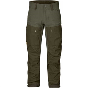 Fjällräven Keb Trousers Regular - Green - Gammel Model
