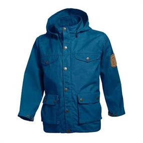 Fjällräven Kid's Greenland Jakke - Uncle Blue