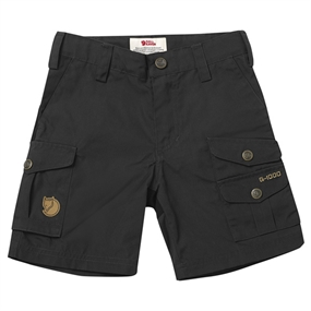 Fjällräven Kids Vidda Shorts - Dark Grey