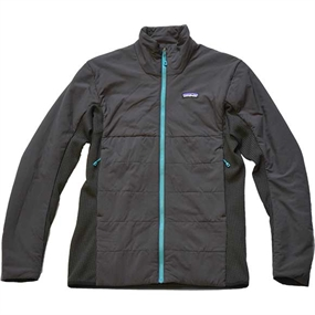 Patagonia Nano Air Light Hybrid Jakke - Ink Black