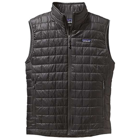Patagonia Nano Puff Vest - Forge Grey