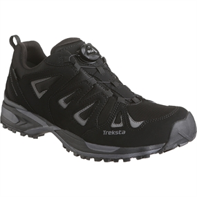 Treksta Nevado Low BOA GTX Sko - Sort