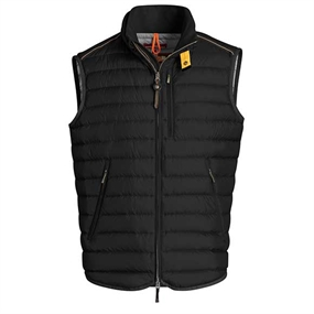 PJS Perfect Vest - Black