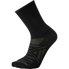 Smartwool PhD Outdoor Merino Strømper - Black