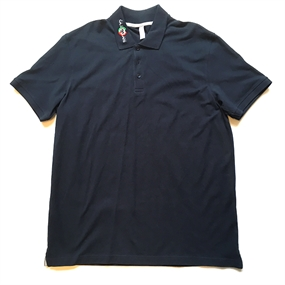 Castellani Polo T-Shirt - Navy