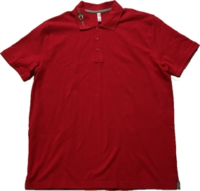 Castellani Polo T-Shirt - Rød