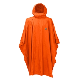 Fjällräven Poncho - Safety Orange