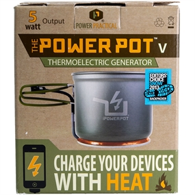 Power Practical Powerpot V