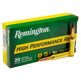 Remington High Performance Rifle Riffelpatroner - Kal. 6.5 Creedmoor