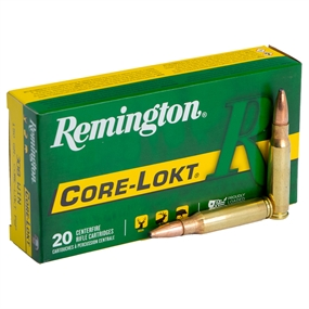 Remington Core-Lokt PSP Riffelpatroner - Kal. 308 Win