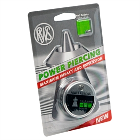 RWS Power Piercing Lufthagl - 5,5 mm