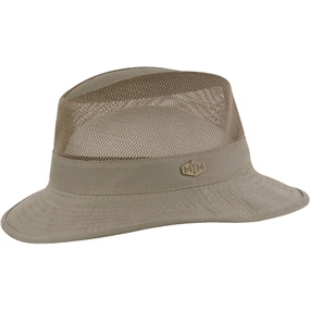 MJM Safari Cotton Hat - Olive