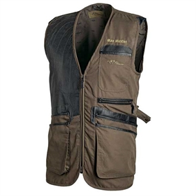 Blaser 4-Seasons Skydevest Right - Brown/Olive
