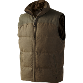Seeland Cole vest - Shaded olive