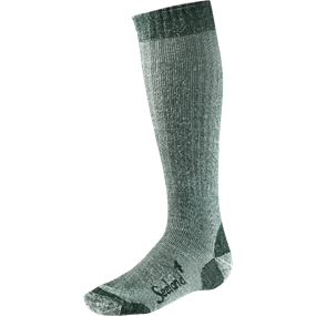 Seeland Field 2-pack sock - Dark green