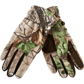 Seeland Conley fleece handske - Realtree® Xtra green
