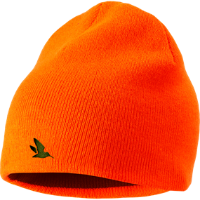 Seeland Ian Reversible hue - Hi-vis orange/Pine green - One size