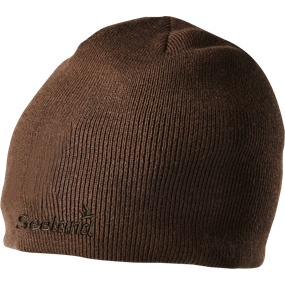 Seeland Crew hue - Grizzly brown - One size
