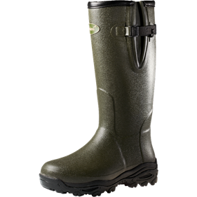"""Seeland Countrylife 17"""" 3,5mm side-zip - Dark green"""