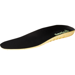 Seeland Seeland shock-eliminator™ footbed - Black